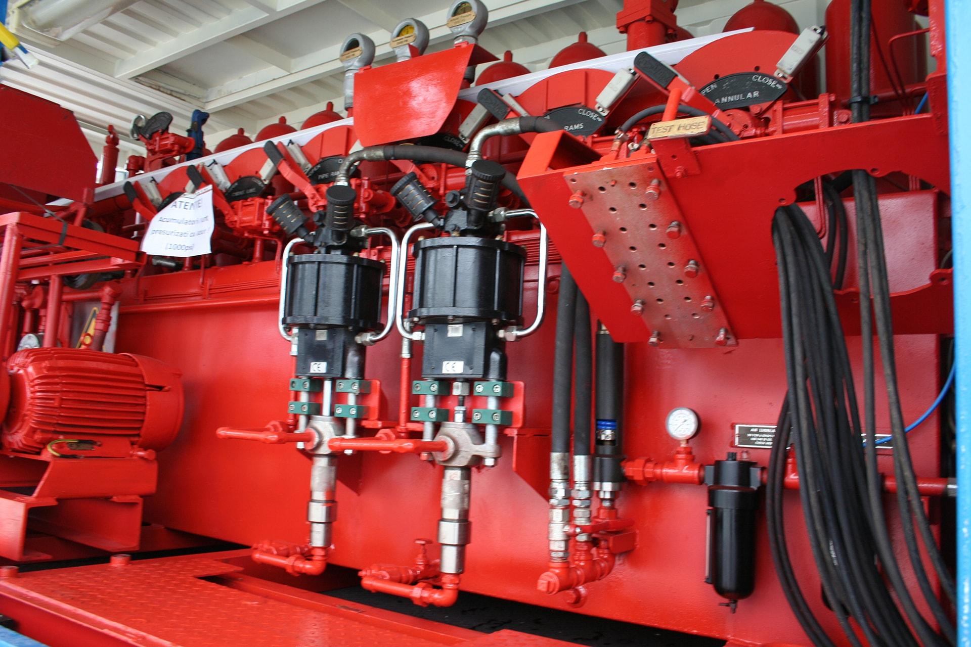 Pressure Control, BOP Control Systems