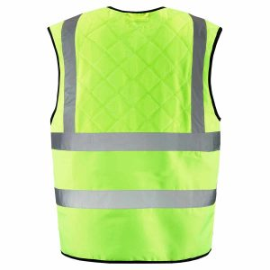 Bodycool Safetyvest Yellow Back