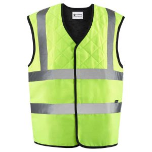 Bodycool Safetyvest Yellow
