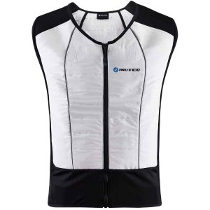 Bodycool Hybrid Cooling Vest White