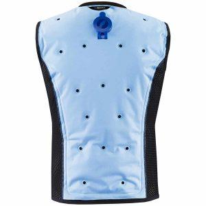 Bodycool Smart Vest - Light Blue Back