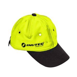 The Headcool Smart Zip Cooling Cap Yellow